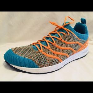 Scarpa women's shoes size 10 EU 43 orange & green